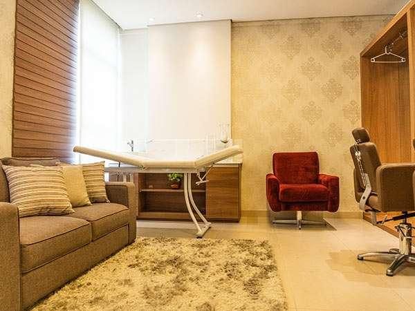 Sala de massagem Espaço Votre