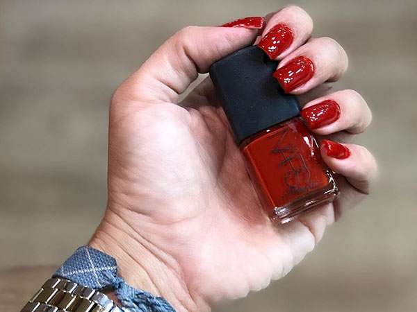 Manicure em Santos