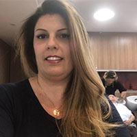 Cliente do Salão de Beleza em Santos Espaço Votre